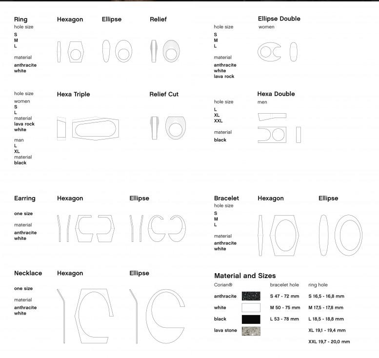 150915_Geometric_Collection_Jewelry_skizze_schnitt