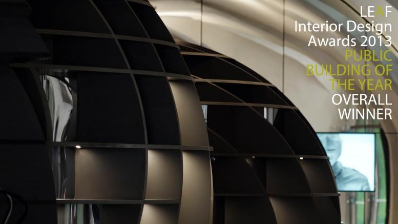 ROLLING STONES Won Two Prizes At LEAF Interior Design Awards 2013